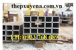 THÉP HỘP VUÔNG 100X100 dày 2ly, 2.5ly, 3ly, 3.5ly, 4ly, 4.5ly, 5ly, 6ly, 8ly, 10ly, 12ly